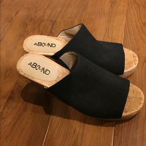 ABOUND wedge sandal